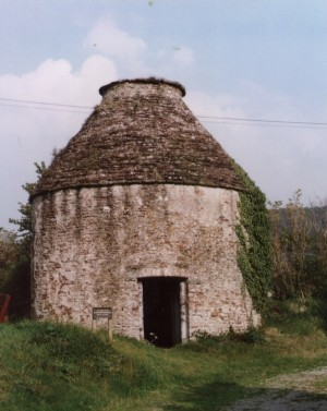 Blackford dovecote